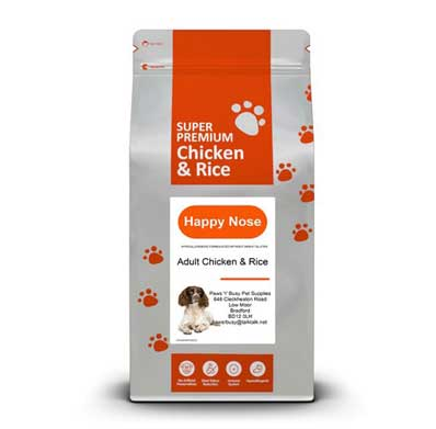Chicken & Rice Adult Dog Food