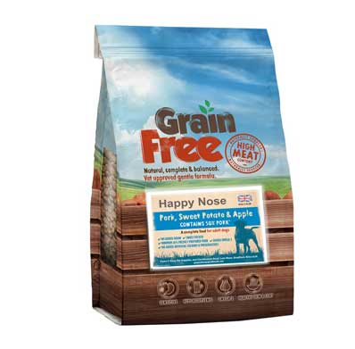 Grain Free Adult Dog Food
