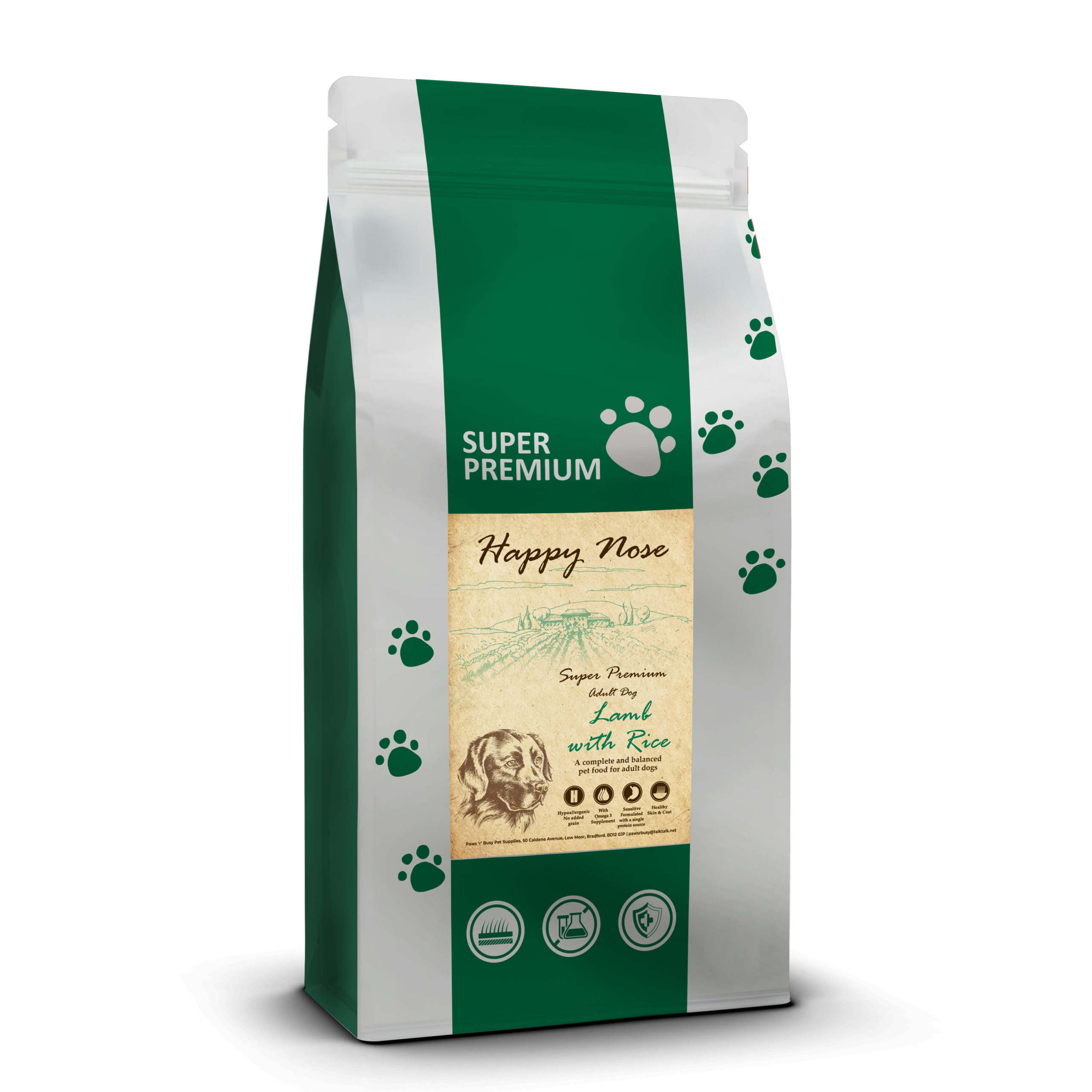 Lamb & Rice Adult Dog Food