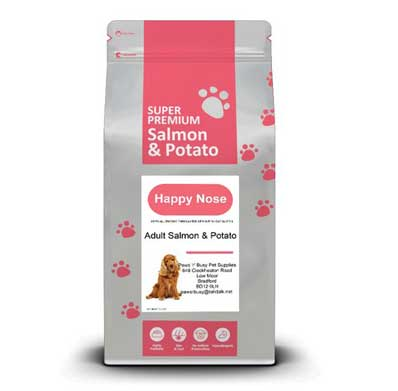 Salmon & Potato Adult Small Bite Dog Food