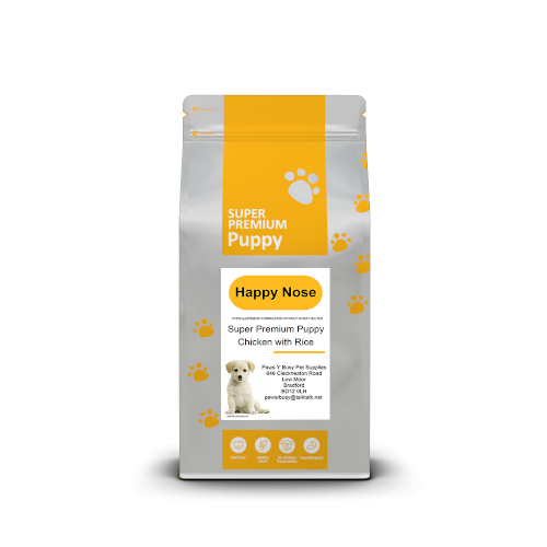Super Premium Puppy Food