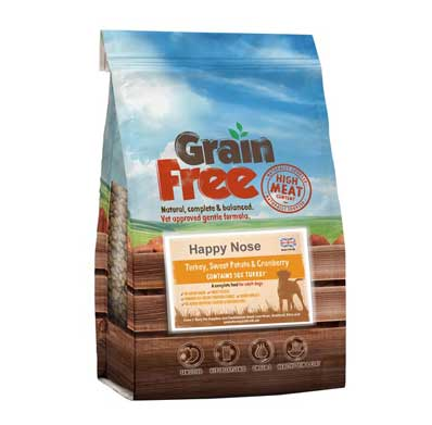 Grain Free Complete Dog Food