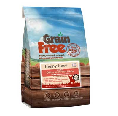 Grain Free Senior/Light Dog Food