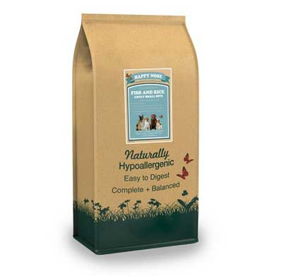 Natural Dog Food Range