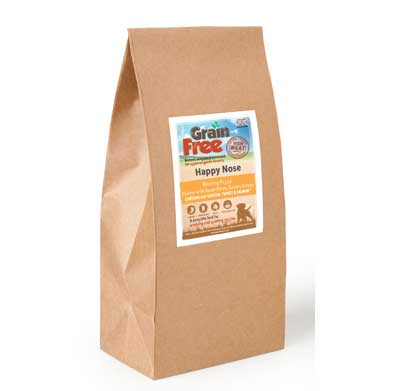 Puppy Chicken, Sweet Potato, Carrots & Peas Working Dog Food